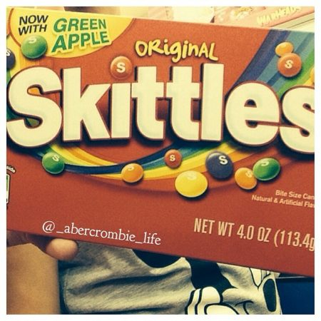 skittles operation instagram