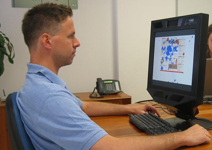 Analysez et améliorez votre ergonomie grâce au eye tracking