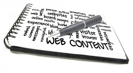 Web content