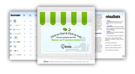 Livre blanc : Click to Chat et Click to Call : les bonnes pratiques des PME