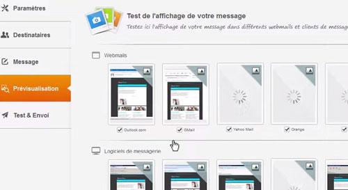 Sarbacane envoi emailing
