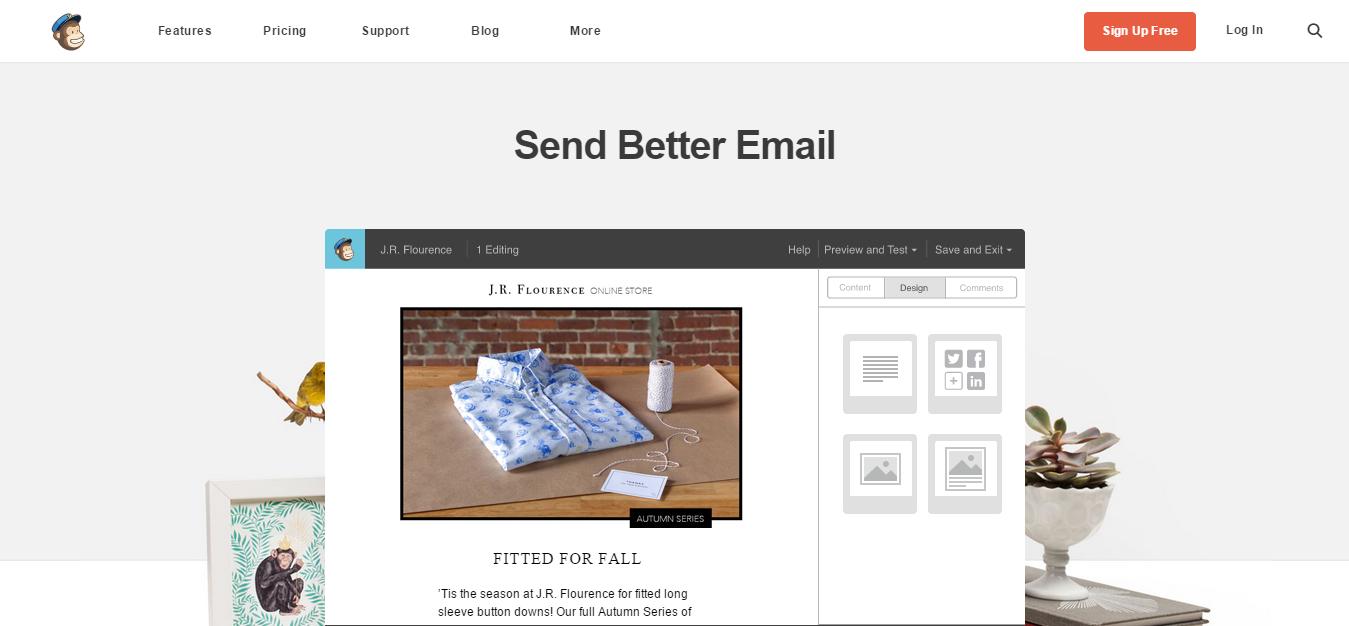 Send Better Email MailChimp
