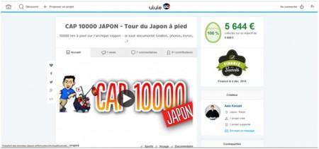 CAP 10000 Japon sur Ulule.fr
