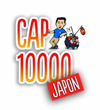 Logo Cap 10000 Japon