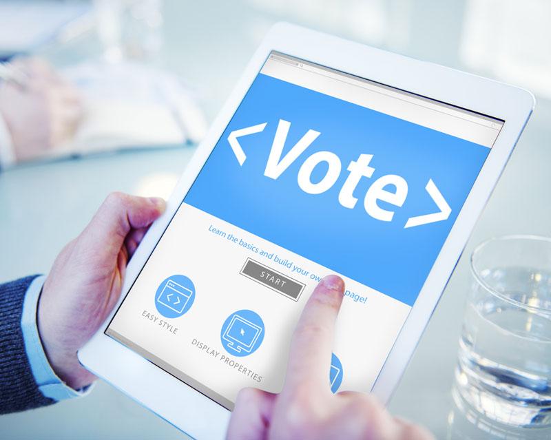 #Démocratie et #Digital, où en sont nos #politiques ?