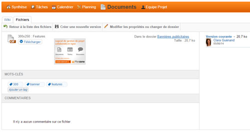 gestion projet marketing