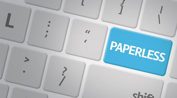 paperless : le numérique a t-il tué le papier ?