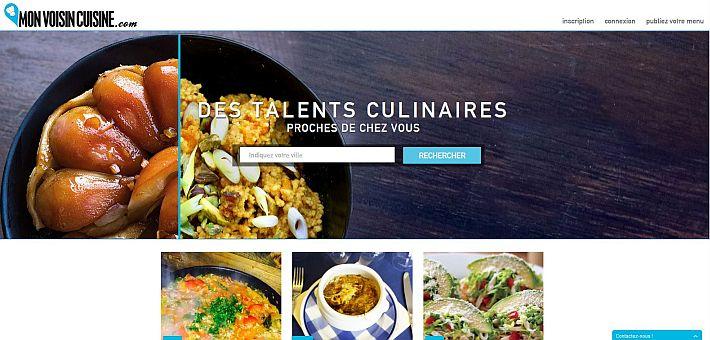 5 concepts web et cuisine qui raviront les gourmands ForMon Voisin Cuisine