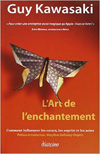 livre art enchantement guy kawazaki