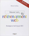 livre referencement web olivier andrieu