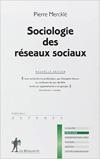 livre sociologie des reseaux sociaux