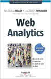 livre web analytics