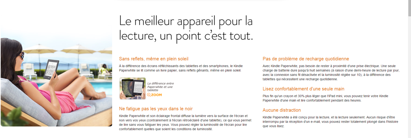 E-Commerce Amazon