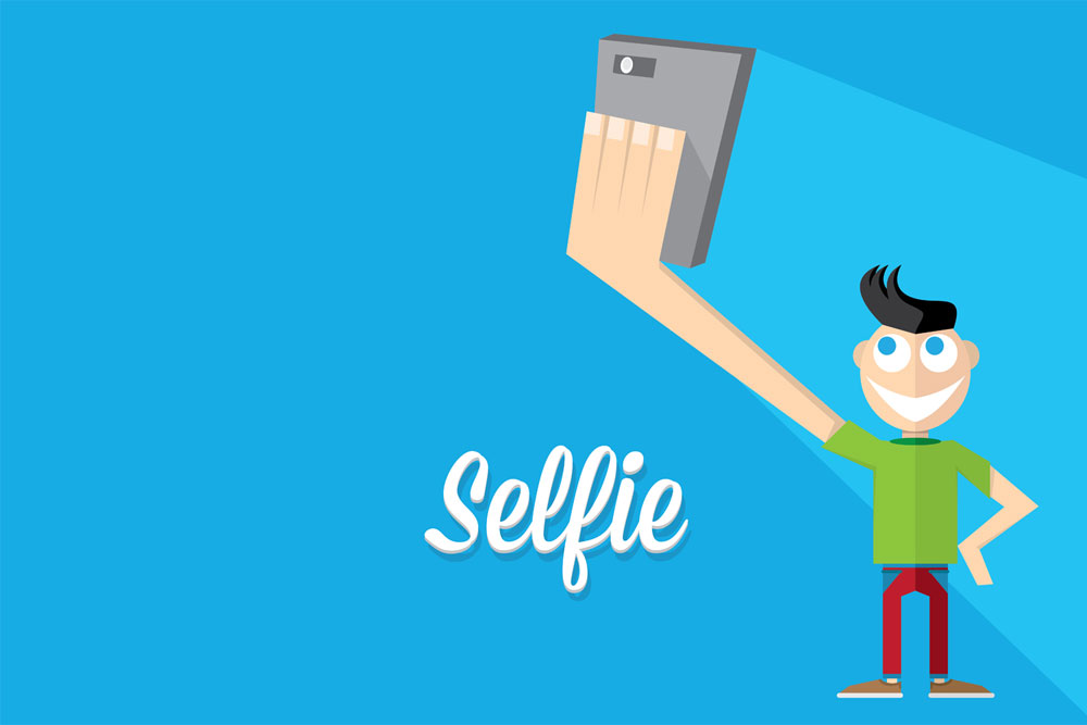 selfie  et si on parlait marketing