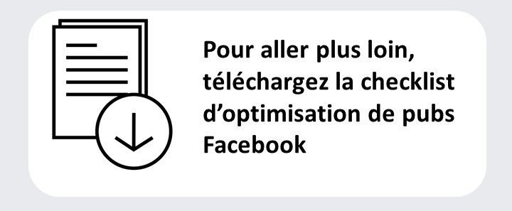 Infographie 4 facteurs FB Call2Action