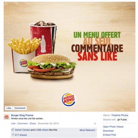 BurgerKing_PerformancesFacebook
