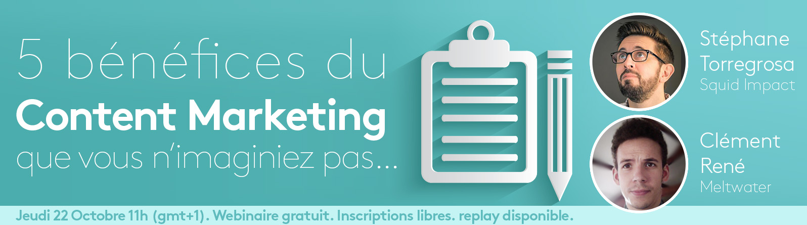 5 bénéfices insoupçonnés du Content Marketing