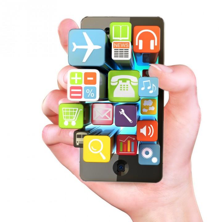 mobile in app