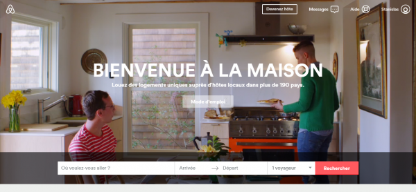 Locations saisonnières maisons appartements et chambres d hôtes à louer Airbnb
