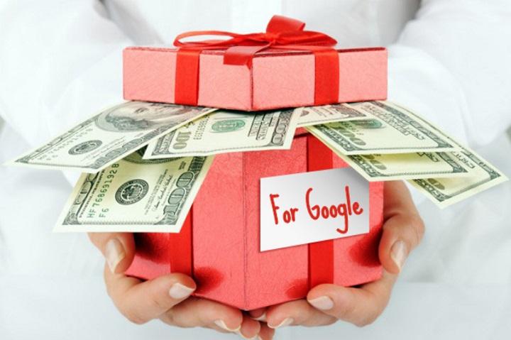 Stoppez Vos Dons Google A Assez D Argent Webmarketing Co M