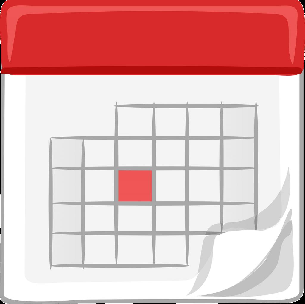 calendrier éditorial pour blog d'entreprise