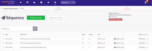 auto-repondeur formation en ligne