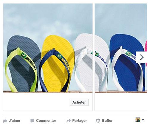 Facebook : maitrisez les carrousels pour vos publicités