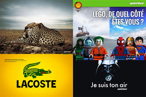 how an organisation communicates greenpeace Given that greenpeace is an international organization, and that  shows how  political communication relies increasingly on images rather than words.