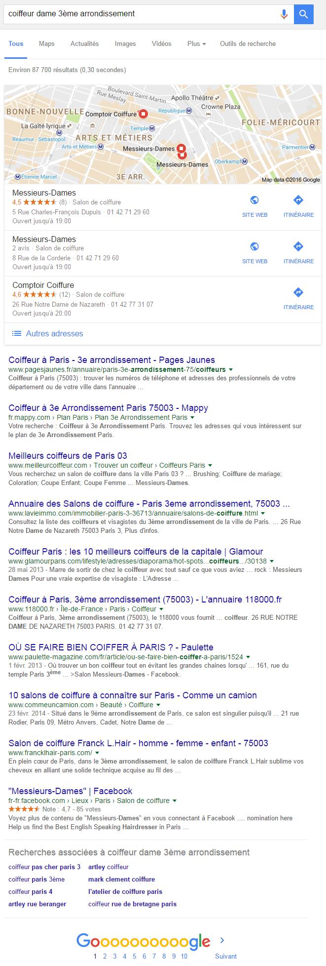 Google Rankbrain et votre SEO