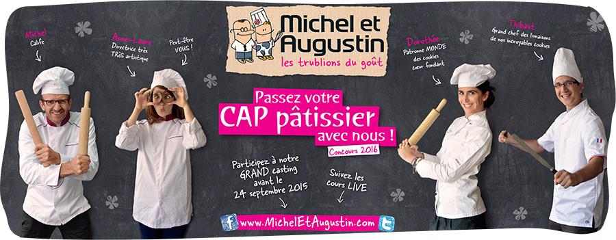 CAP Patissier
