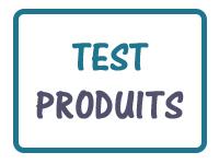 Test produits blogseeding