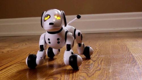 chien-robot