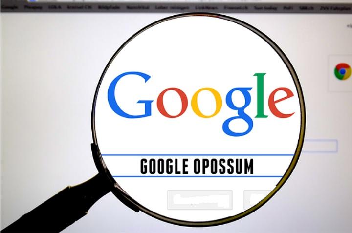 Les impacts de l'algorithme Google Opossum