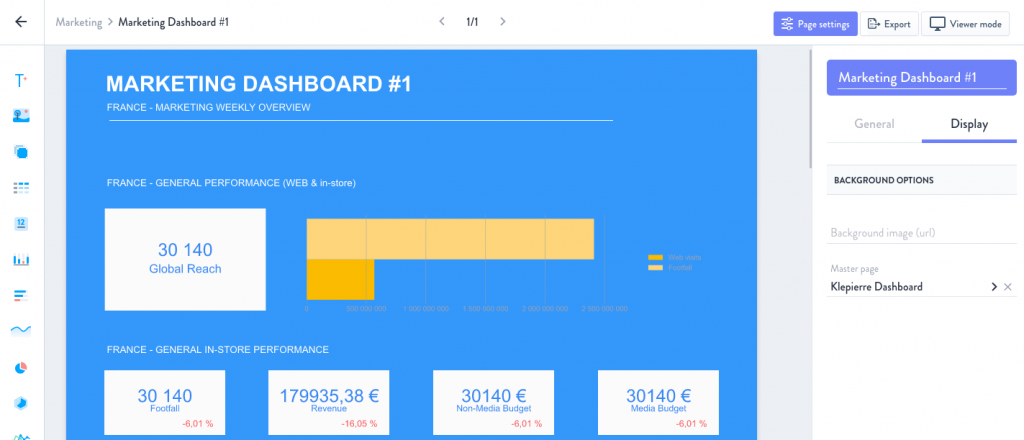 Reeport Dashboard