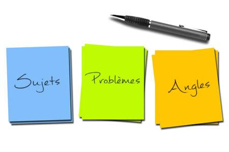 générer des idées d'articles