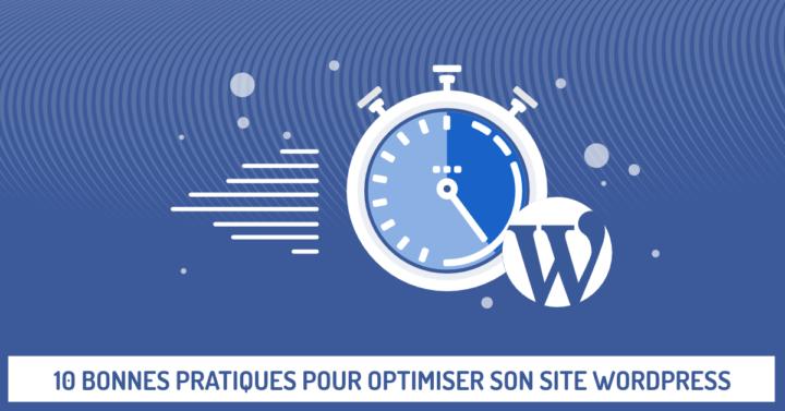 [Infographie] 10 Astuces pour booster la rapidité de votre site WordPress