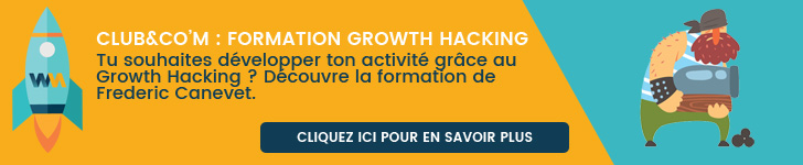 Club&Co'm Formation Growth Hacking