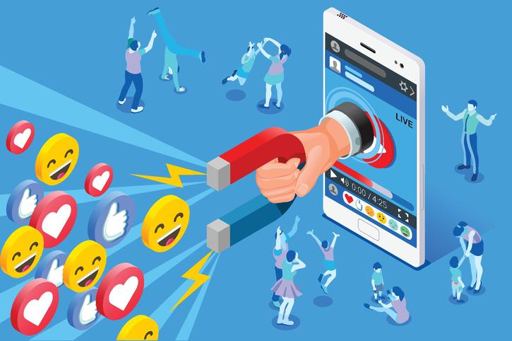 Et si Facebook se lançait dans l'influence marketing ? Interview Reech