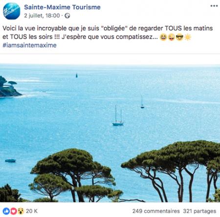 Sainte-Maxime-Tourisme