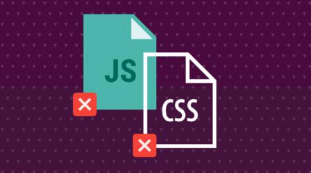 Fichier JS CSS bloques