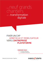 9 chantiers transformation digitale