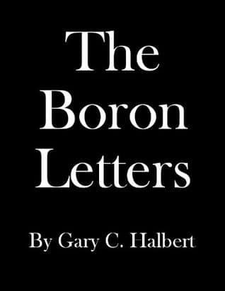 boron letters