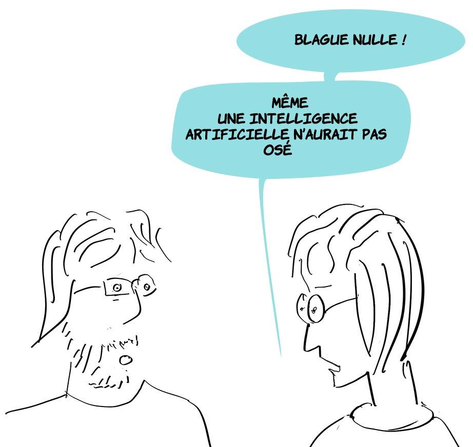 blaque nulle