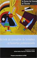 livre activite conception formateur formation professionnelle