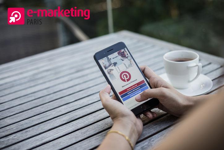 Conférence gratuite : « E-commerce : Pourquoi vous devez absolument avoir une stratégie Pinterest » #EMKT2019