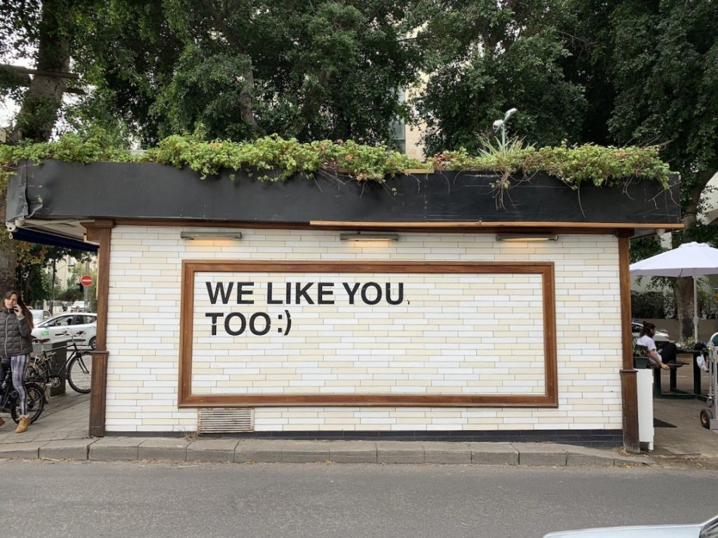 restaurant-bar we like you too