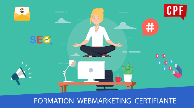 d u00e9veloppez votre activit u00e9 avec le webmarketing   formation certifiante  cpf