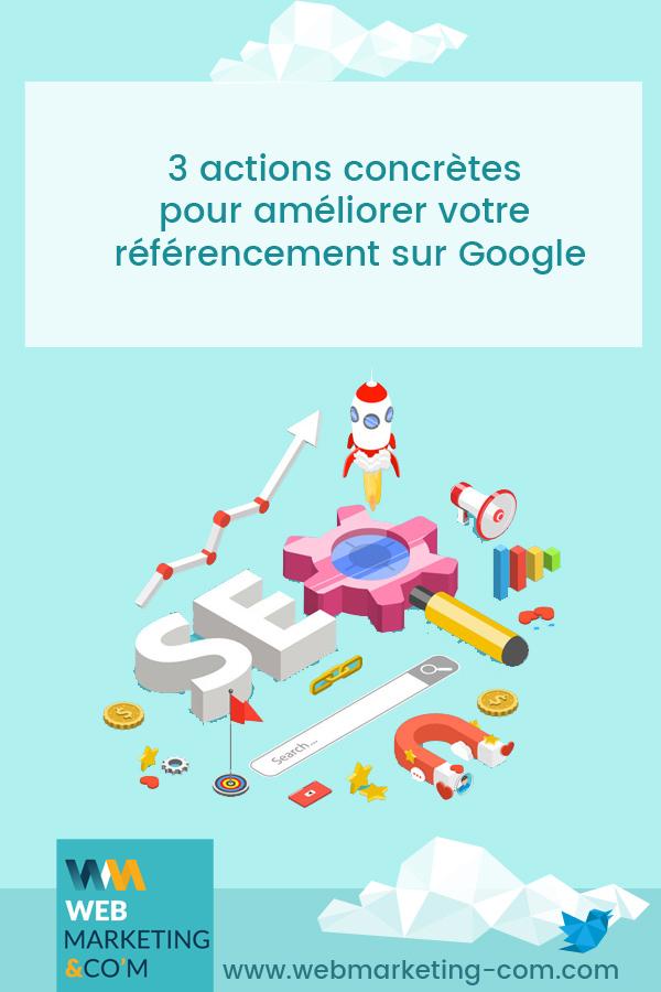 referencement sur google