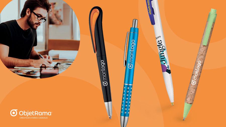 Et si le stylo publicitaire était votre nouvelle arme pour fidéliser et prospecter ?
