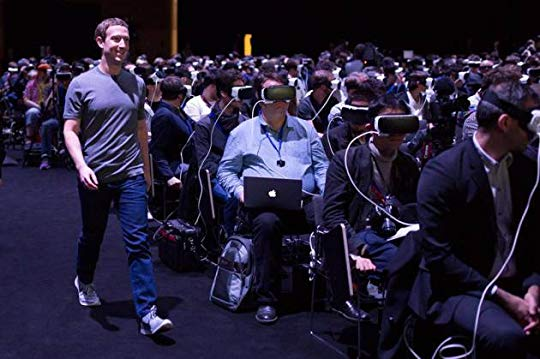 mark zuckerberg réalité virtuelle